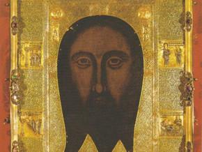immagine di Reliquia del sacro volto