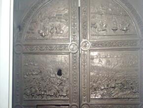 immagine di Porta di bronzo