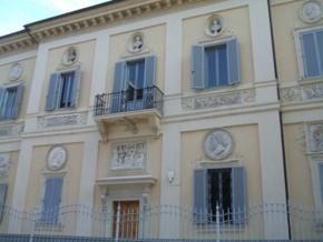 immagine di Affreschi Nazareni del Casino Massimo Lancellotti