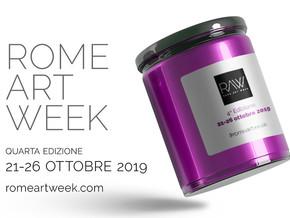 Rome Art Week 2019. IV edizione