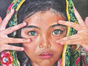 Gli occhi, i colori dell'anima - Les Yeux, les Couleurs de l'Âme