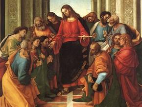 immagine di Comunione degli Apostoli
