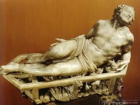 immagine di San Lorenzo sulla graticola