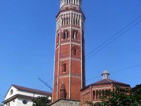 immagine di Campanile della Chiesa di San Gottardo in Corte