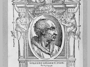 immagine di Lorenzo di Cione di ser Bonaccorto Ghiberti (Lorenzo Ghiberti)
