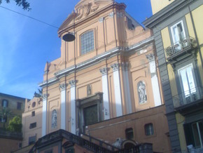 immagine di Chiesa di Santa Teresa degli Scalzi