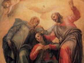 immagine di Incoronazione della Vergine