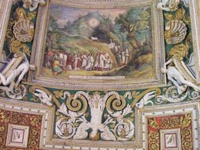 immagine di Galleria Carte Geografiche