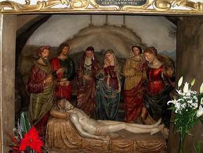 immagine di Madonna con Bambino e i santi Lorenzo e Eustachio