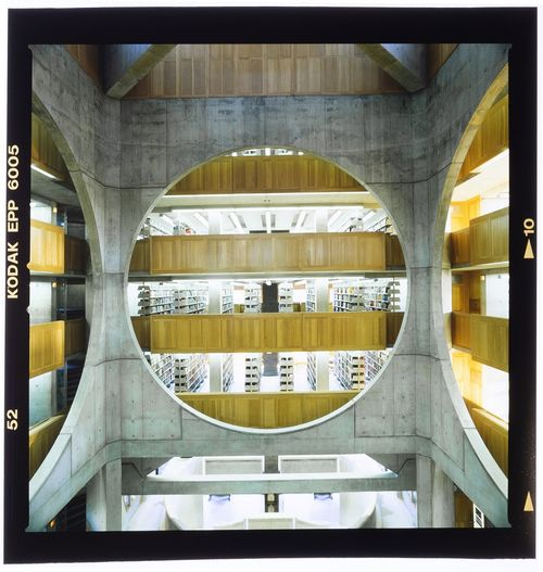 Louis Kahn, ExeterLibrary