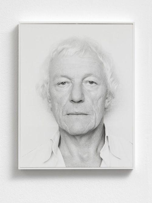 Roman Opałka, OPALKA 1965 / 1-∞ Détail – 3642823. Stampa alla gelatina d'argento, 30x24 cm.