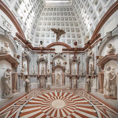 Venezia, Museo di Palazzo Grimani, <em>Tribuna</em> | Courtesy of Ministero per i beni le attivit&agrave; culturali - Polo museale del Veneto | Foto: Matteo De Fina