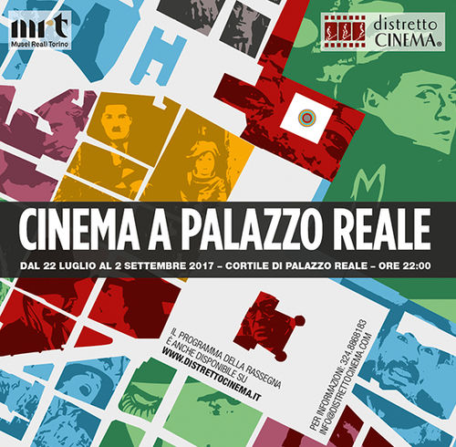 Cinema a Palazzo Reale, Torino