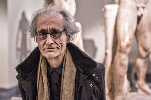 Luciano Canfora al MANN, marzo 2018