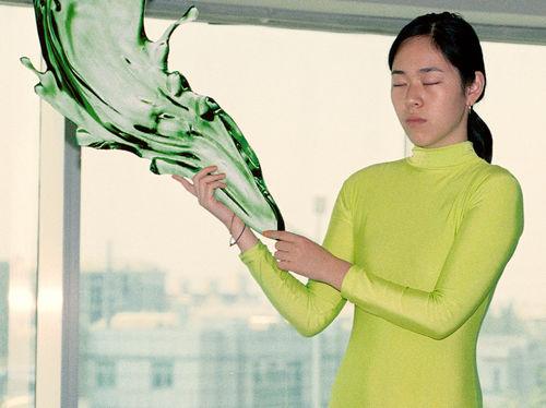 Rachele Maistrello, Gao Yue #1, 1998-1999