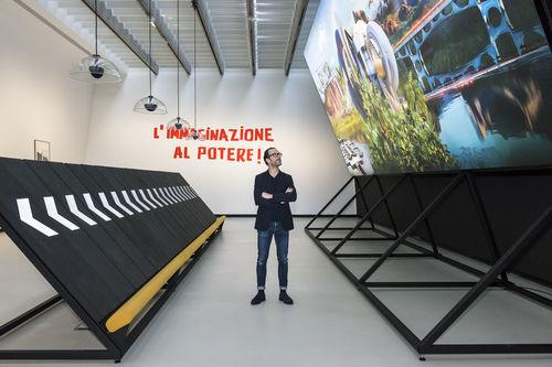 Konstantin Grcic. L'immaginazione al potere, MAXXI, Roma