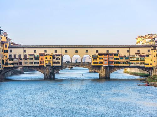 Ponte Vecchio, Firenze | Foto: S-F