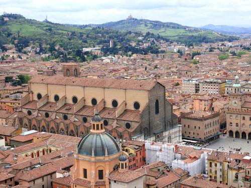 La Basilica di San Petronio in Piazza Maggiore | Foto: Simun Ascic