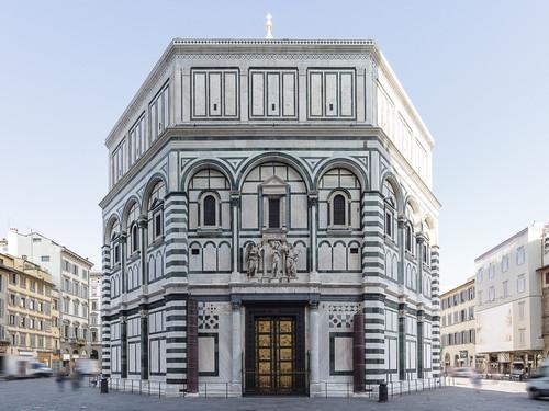 Battistero di San Giovanni a Firenze | Foto: Lorenzo Patoia