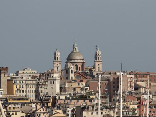 Basilica di Santa Maria Assunta in Carignano, Genova   Foto: photobeginner