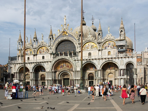 la basilica di san marco venezia foto evgeny mogilnikov basilica di san. Black Bedroom Furniture Sets. Home Design Ideas