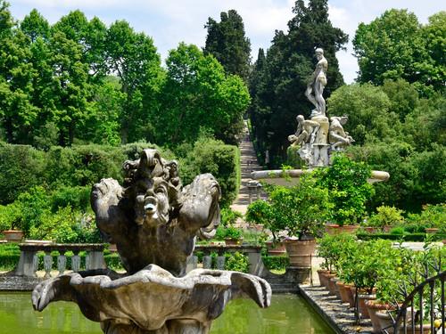 Giardino Di Boboli Firenze Foto Clearlens Giardino