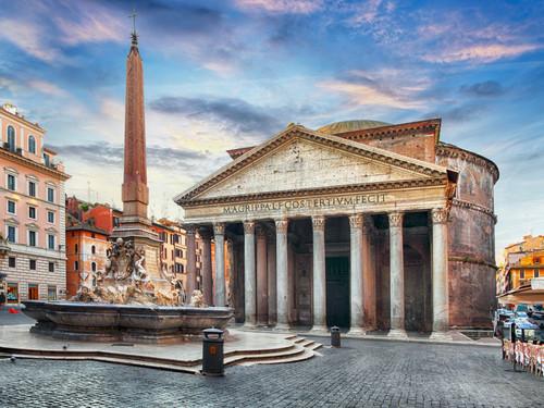 Pantheon, Roma   Foto: TTstudio