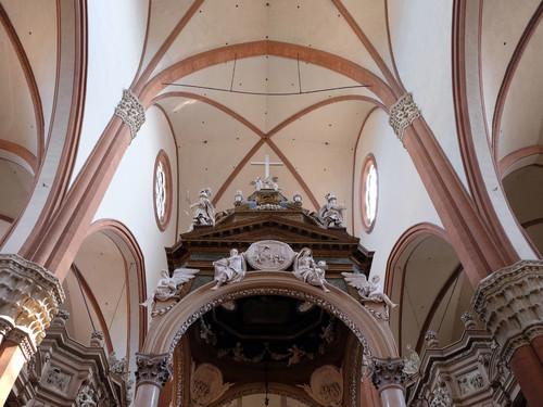 Interno della Basilica di San Petronio, Bologna | Foto: Zvonimir Atletic / Shutterstock.com