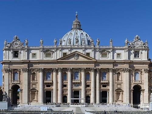 La basilica di San Pietro<em>,</em> Roma | Foto: Alvesgaspar<em><br id=