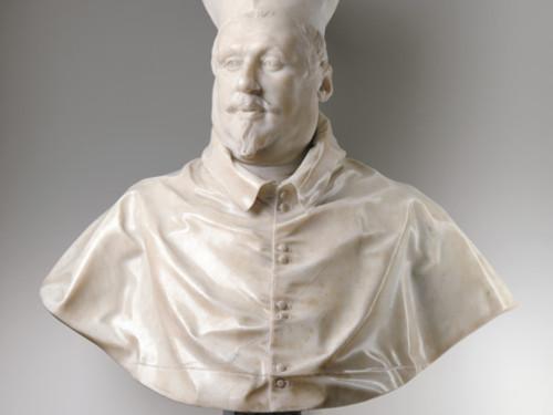 Scipione Borghese Bernini Busto di Scipione Borghese