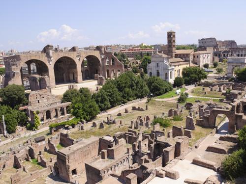 Fori Imperiali, Roma | Foto: Scirocco340