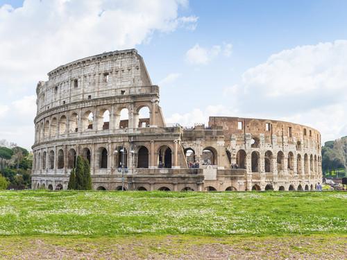Il Colosseo (Anfiteatro Flavio), Roma   Photo: Luxerendering