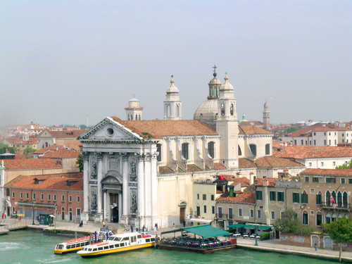 Church of Santa Maria del Rosario or Gesuati, Venice. Courtesy of © Chorus Venezia.