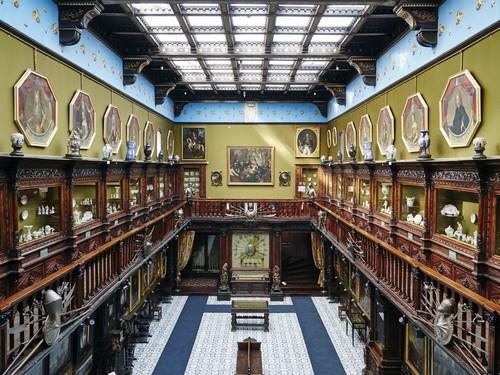 Il Museo Gaetano Filangieri | Foto &copy; Lorenzo Cabib | Courtesy of Museo Civico Gaetano Filangieri, Napoli<br />