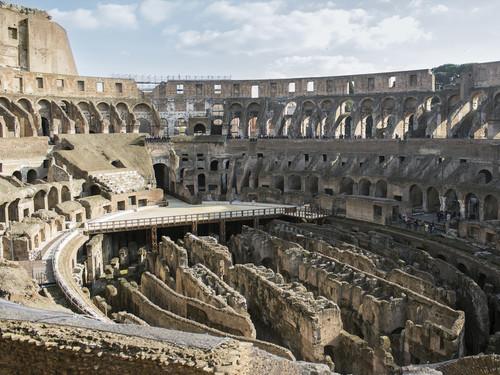Dentro il Colosseo   Foto: Stacia_S