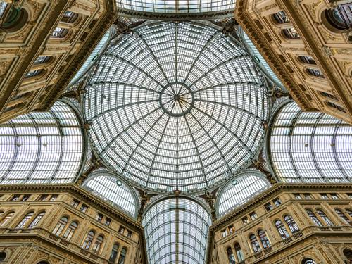 Galleria Umberto I, Napoli | Foto: Viacheslav Lopatin