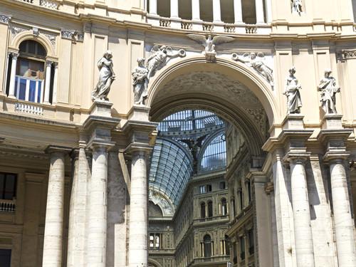 Galleria Umberto I, Napoli | Foto: lapas77