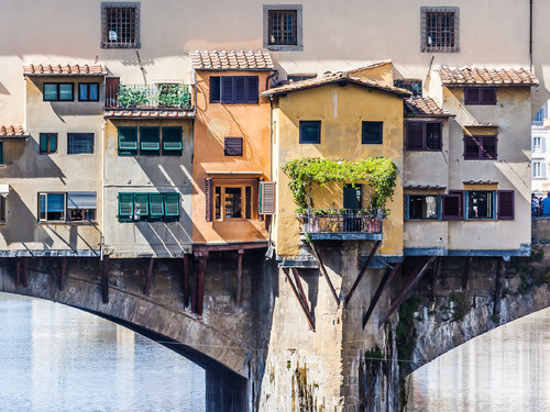 Un'immagine di Ponte Vecchio a Firenze | Foto: Markus Gann