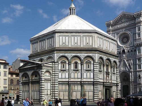 Battistero di San Giovanni, Firenze | Foto: Lucarelli<br />
