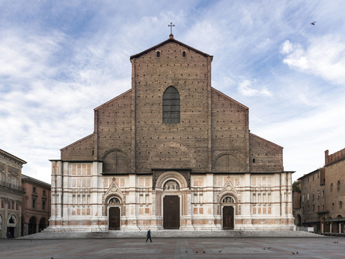 <em>Basilica di San Petronio</em>, Piazza Maggiore, Bologna | Foto: Brandt Bolding