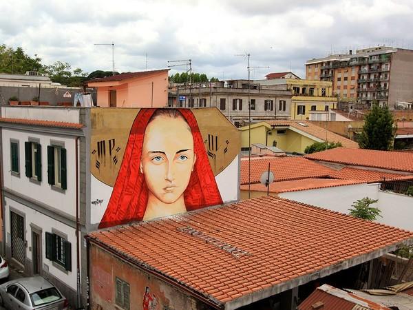 Mr Klevra, Roma   Courtesy Mr Klevra, Electrovinyl & Contemporary Cluster