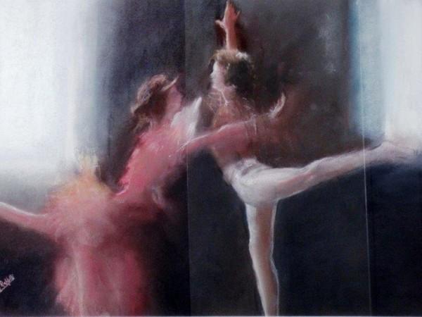 Laura Longhitano, Sulle ali di un sogno