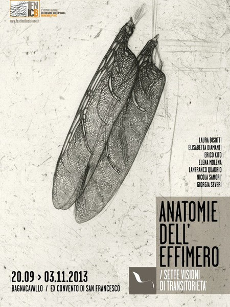 Anatomie dell'effimero. Sette visioni di transitorietà, Convento di San Francesco, Bagnacavallo (RA)