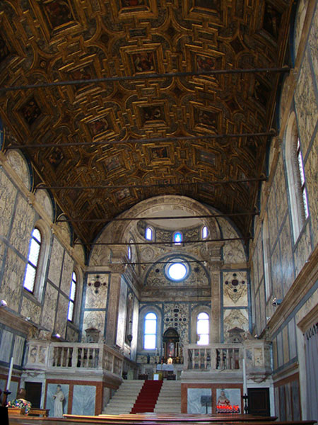 Decorazioni del soffitto