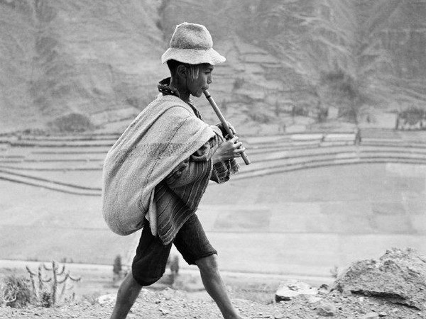 Werner Bischof, <em>On the road to Cuzco, near Písac. Peru</em>, Maggio 1954 |  © Werner Bischof / Magnum Photos<br />