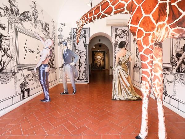 L'universo di Ignacio Goitia, Sala Dalí, Instituto Cervantes, Roma