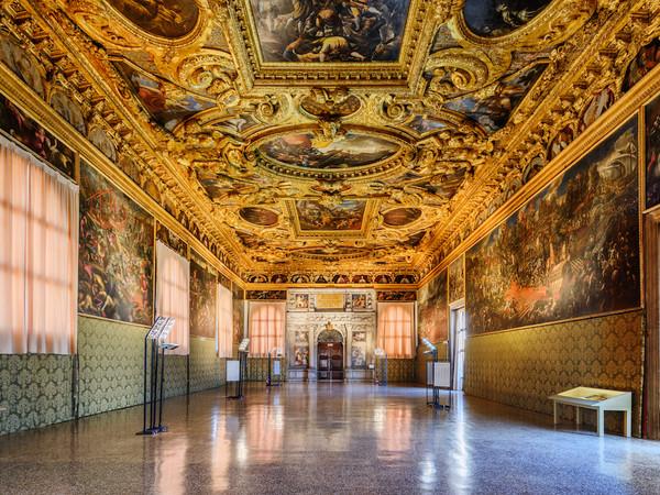 Sala dello Scrutinio, Palazzo Ducale, Venezia