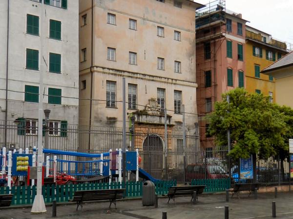 Magazzini dell'Abbondanza, Genova