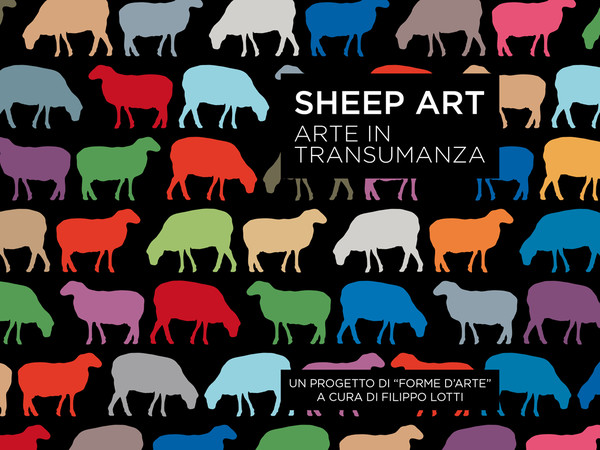 Sheep Art - Arte in transumanza