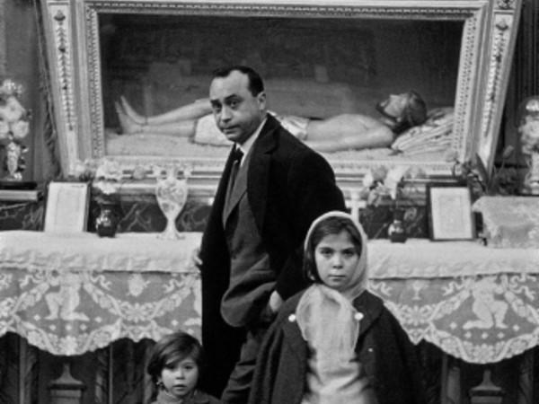 Immagini e parole: il racconto della memoria - Ferdinando Scianna. Visti&Scritti